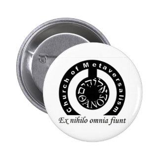 Botón de la donación $50 pin redondo de 2 pulgadas