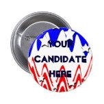 Botón de la elección (personalizar él!) pin
