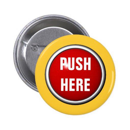 botón de la emergencia