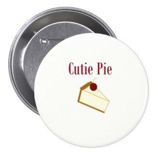 Botón de la empanada de Cutie Pin