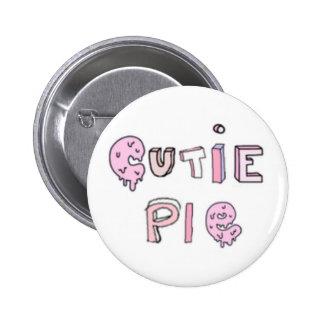 Botón de la empanada de Cutie