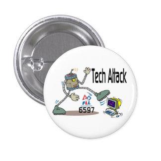 Botón de la fijación de la tecnología