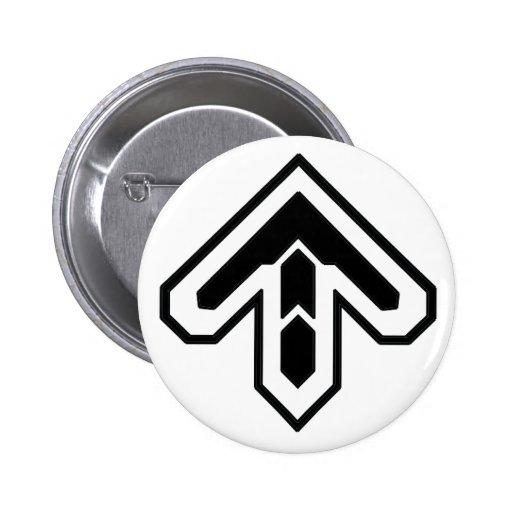 Botón de la flecha de RDA Pin