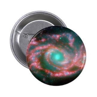 Botón de la galaxia pins