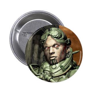 Botón de la guerra de STB Guerrillas Pins