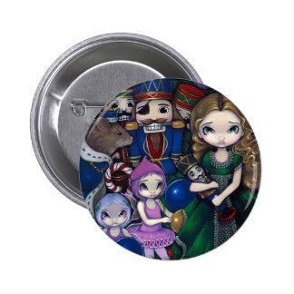 Botón de la habitación del cascanueces pin