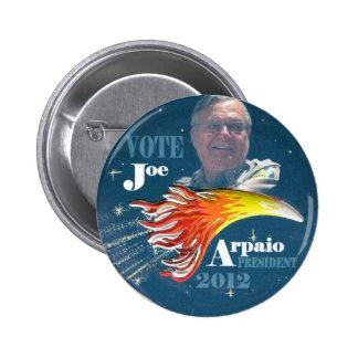 Botón de la imagen de Joe Arpaio 2012 Pin