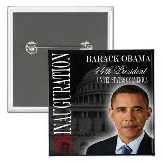 Botón de la inauguración 2013 de Obama Pin