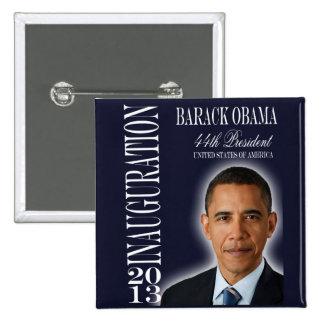 Botón de la inauguración 2013 de Obama