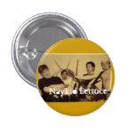 Botón de la lechuga de Naykid Pins