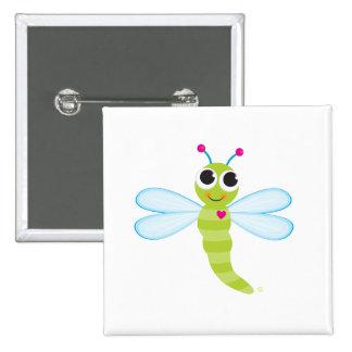 Botón de la libélula