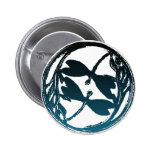 Botón de la libélula pin