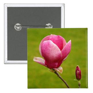 Botón de la magnolia