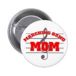Botón de la mamá de la banda pins