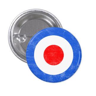Botón de la MOD Pin Redondo De 1 Pulgada