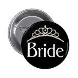 Botón de la novia pin