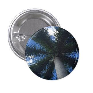 Botón de la palma pin redondo de 1 pulgada