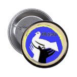 Botón de la paloma de la paz de Obama Pins