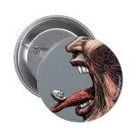 Botón de la píldora de veneno pin