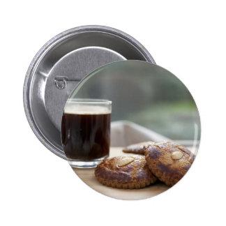 Botón de la rotura de la galleta pin