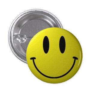 Botón de la sonrisa pin
