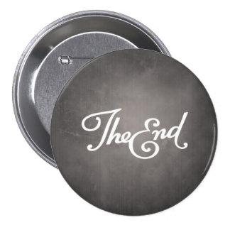 Botón de la tarjeta de título del final pins