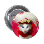 Botón de la tarjeta del día de San Valentín del ga Pins