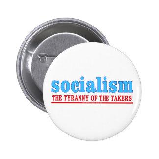 Botón de la tiranía pins