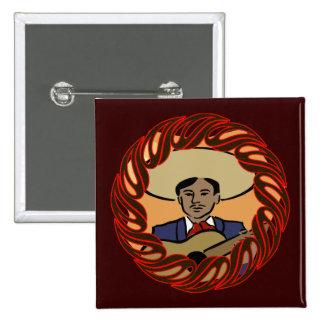 Botón de la tradición de Cinco de Mayo Pins
