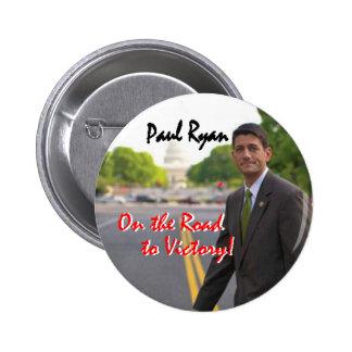 Botón de la victoria de Paul Ryan VP