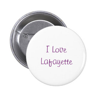 Botón de Lafayette Pins