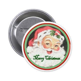 Botón de las Felices Navidad