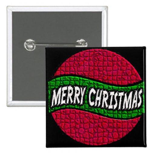 Botón de las Felices Navidad 2