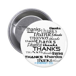 Botón de las gracias