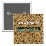 Botón de las noticias de Jaguar Pins
