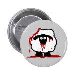 Botón de las ovejas del zombi pin