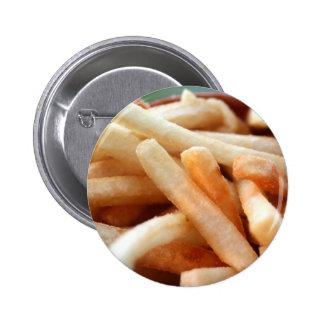 Botón de las patatas fritas