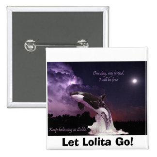 Botón de Lolita Pin