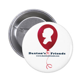 Botón de los amigos de Daxton oficial Pins
