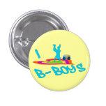 Botón de los B-Muchachos I <3 Pins