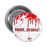 … Botón de los cerebros MMM Pin