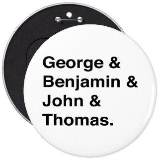 Botón de los fundadores pins