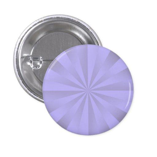 Botón de los rayos de sol de la lila pin