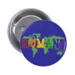 Botón de los seres humanos (gay) B Pin