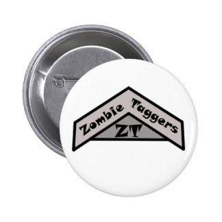 Botón de los Taggers del zombi