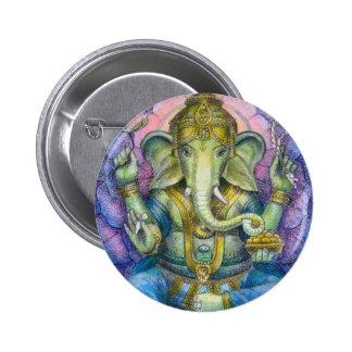 Botón de Lotus Ganesha