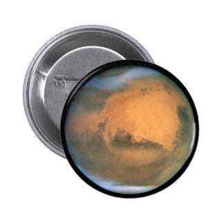Botón de Marte Pin