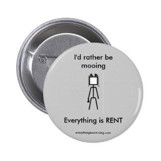 Botón de Maureen Pin Redondo De 2 Pulgadas