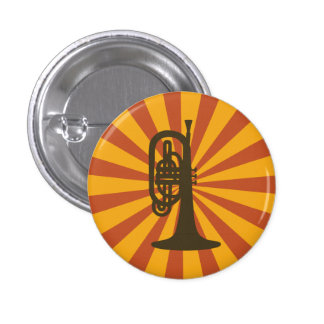Botón de Mellophone Starburst Pins