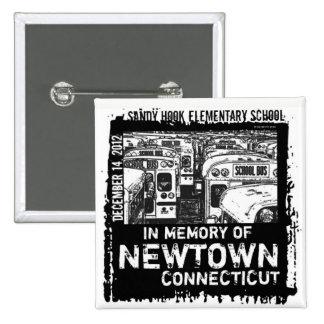Botón de memoria de Newtown del gancho de Sandy